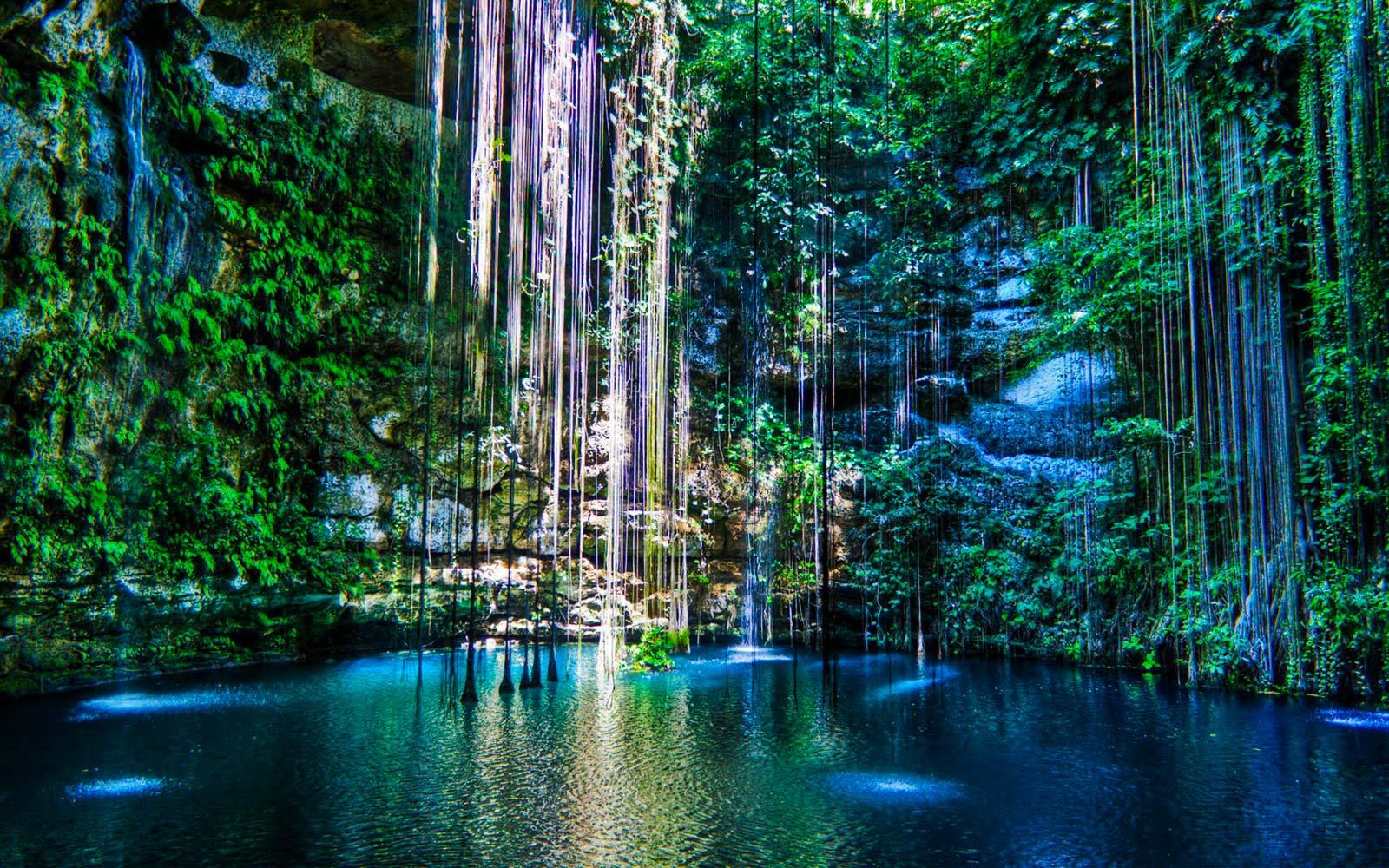 Voyage Combinado Yucatan/Chiapas au Mexique