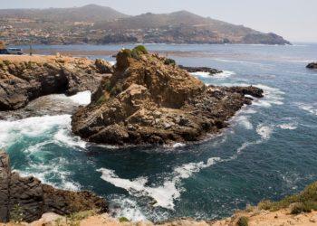 Ensenada au Mexique, Mer, Basse Californie