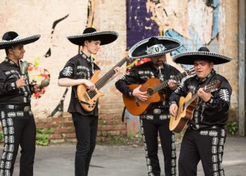 Mariachis, traditions, culturel, Mexico, musiciens, Mexique