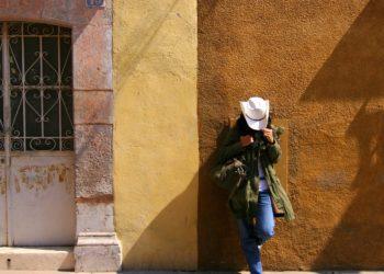 Quérétaro, ruelle, ville, Mexico et ses alentours, Mexique