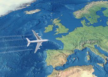 Retour europe avion, carte du monde, voyage au Mexique, circuit sur-mesure, retour