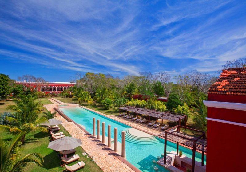 Mexico y el encanto de las haciendas