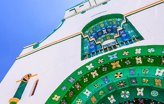 Eglise de San Juan Chamula, Chiapas, San Cristobal de las Casas, Villages Tzotziles, circuit-sur mesure - JPM Tours