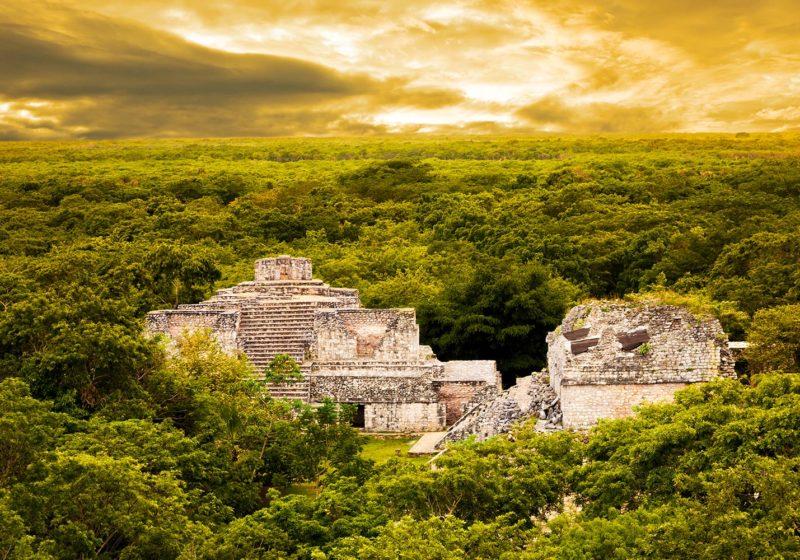Colores : de Mexico au Yucatan