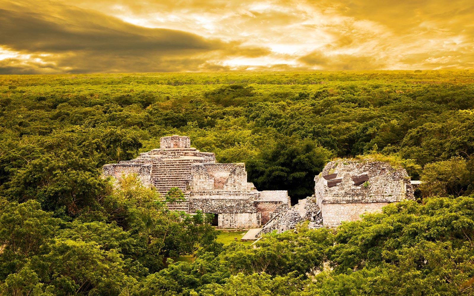 Voyage Colores : de Mexico au Yucatan au Mexique