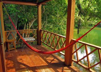 Centre eco touristique lacanja, Chiapas, Mexique