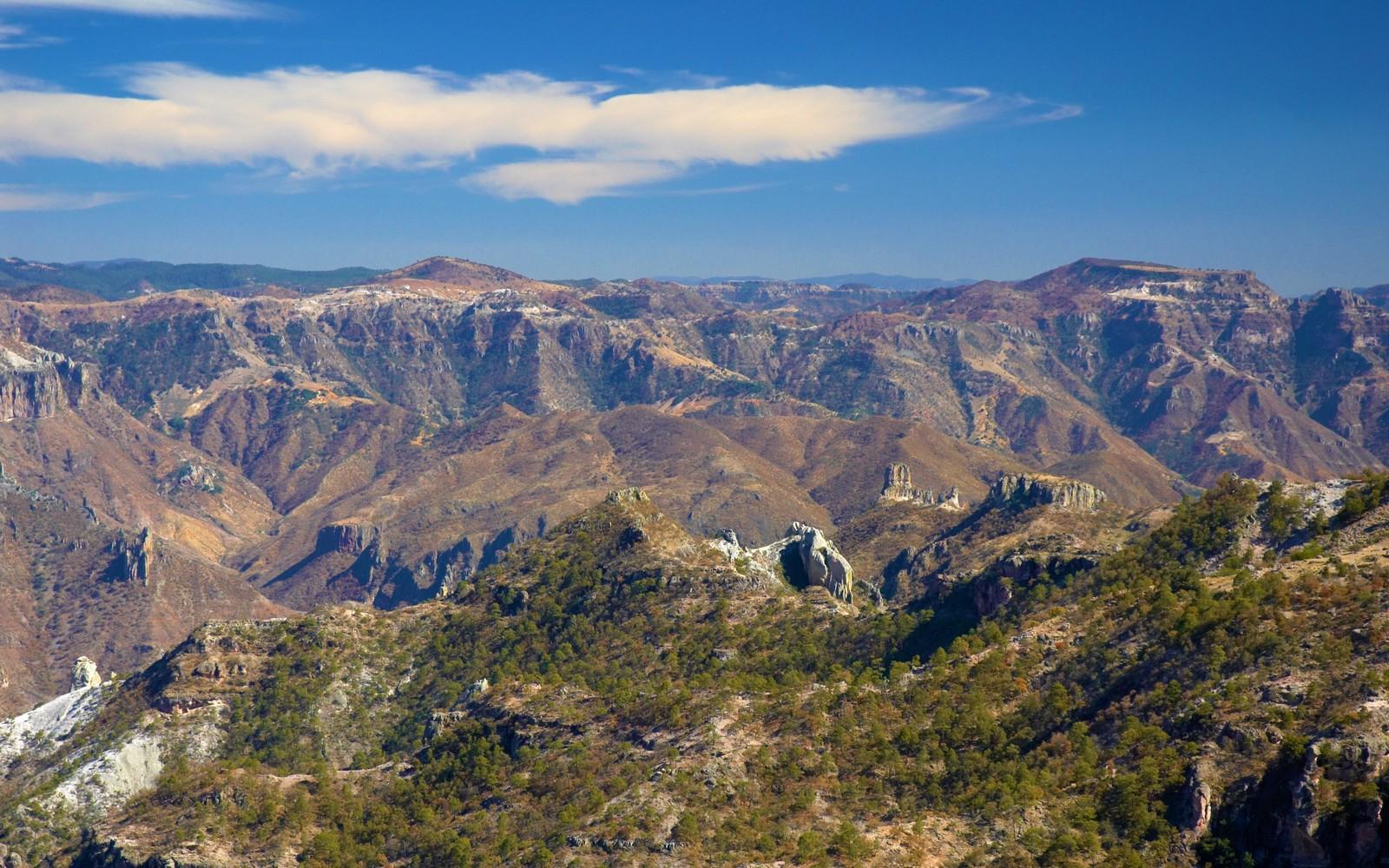 Voyage Barranca del Cobre au Mexique