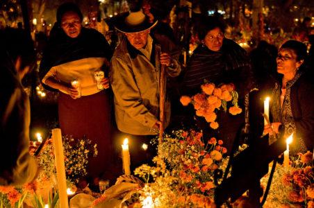 panteon, cimetière, dia de los muertos, fête des morts, Mexique, article blog - JPM Tours
