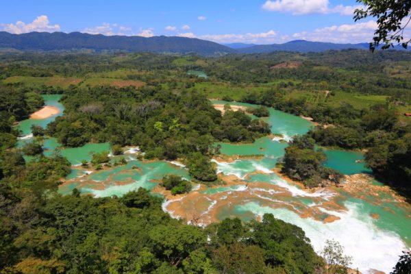 Las Nubes, Chiapas centre éco touristique au Mexique