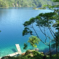 Lagunes de Montebello, Chiapas au Mexique