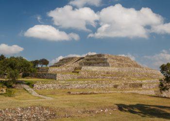 Site de Xochitecatl, pyramide au Mexique, découverte, circuit