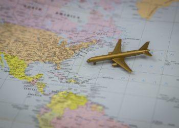 Carte du monde, avion pour le Mexique, voyage, circuit sur-mesure - JPM Tours