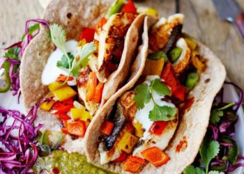 Tacos, Nourriture Mexicaine, Mexique