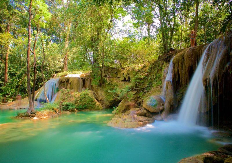Aller simple pour le Yucatan et Chiapas