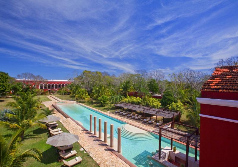 Mexico et le charme des Haciendas