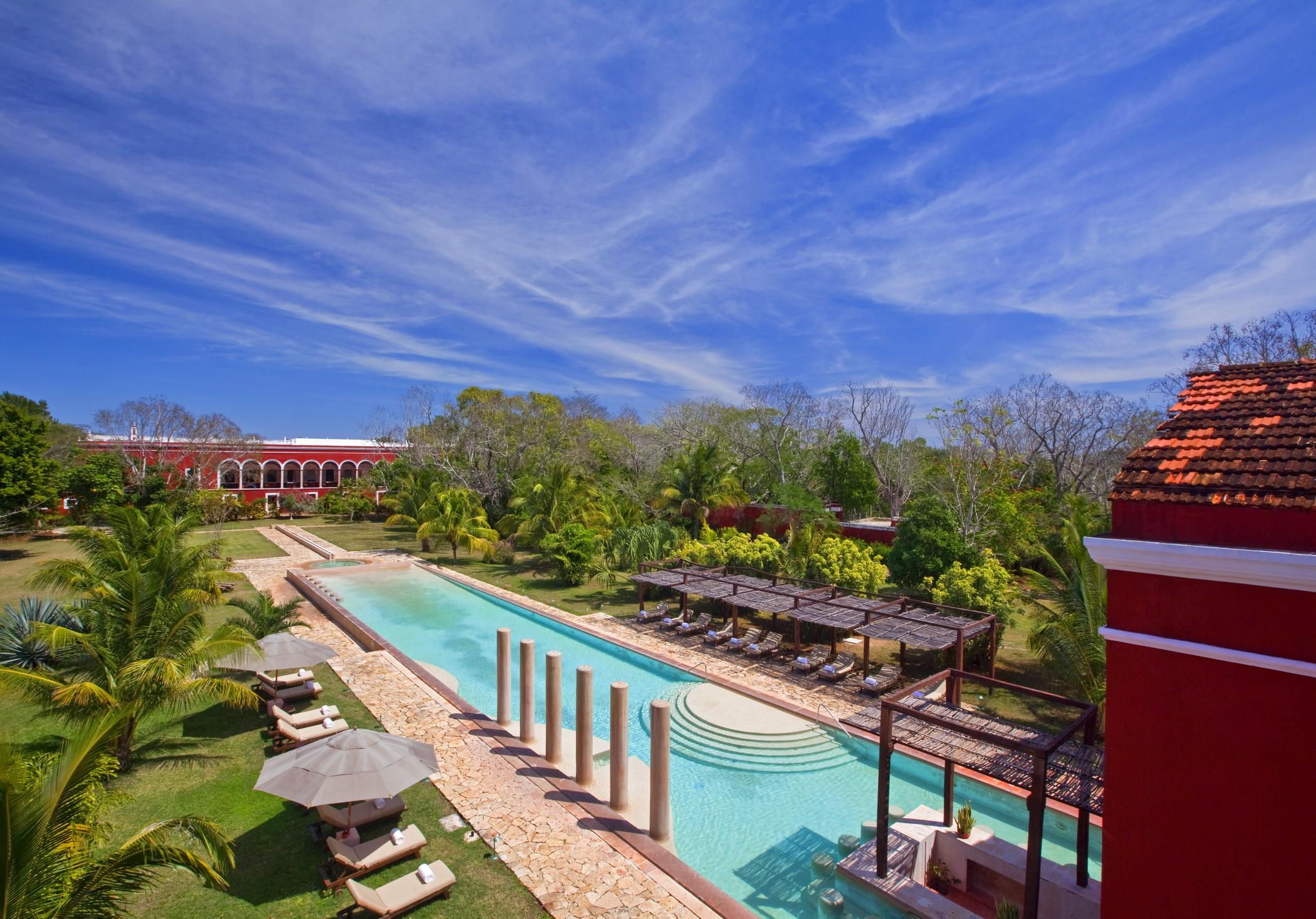 Voyage Mexico et le charme des Haciendas au Mexique